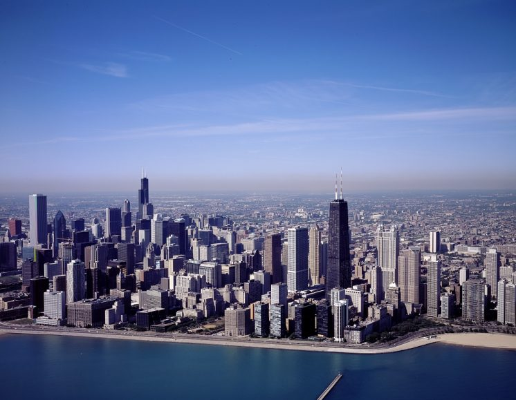 Iconic Pictures Of Chicago Then And Now The Clare