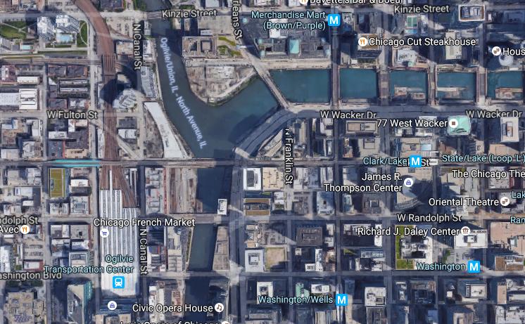 chicago map 2016
